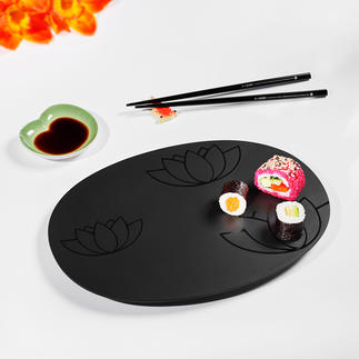 Sushi Set, 4 Pieces 1,000 years of tradition with a contemporary look in Alessi design.