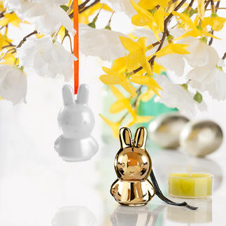 Miffy Ceramic Charm, Set of 3 Fans around the globe love her – at Easter and all year round.