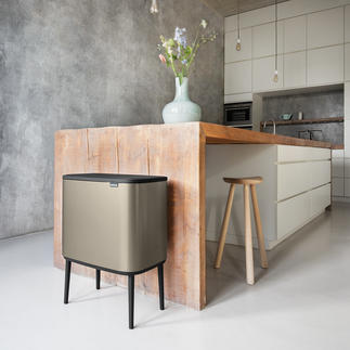 """Designer Waste Collector """"Retro"""" Stylish 50s cabinet? Or the world's most beautiful waste receptacle?"""