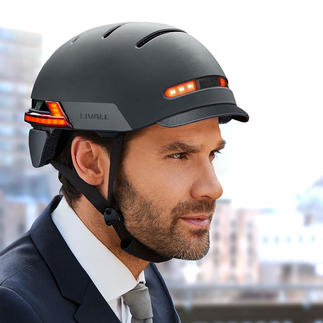 Smart Helmet Livall BH51M Neo Smart, stylish, safe. With hands-free kit and Bluetooth remote.