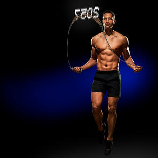 "Jump Rope Smart Rope® The smart version of the fitness classic ""the jump rope""."