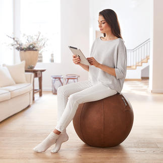 STRYVE Designer Sitting Ball Healthy sitting can be this stylish.