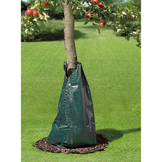 Irrigation Bag Watering like the pros: The water irrigation bag with metered droplet delivery.