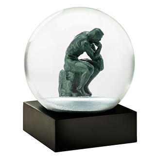 Classy Snow Globe An enchanting eye-catcher on your sideboard, desk or shelf. From CoolSnowGlobes®, Vermont/USA.