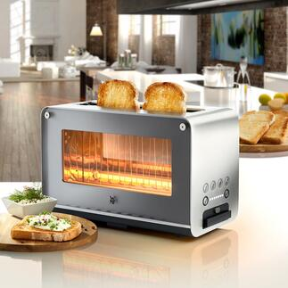 WMF Toaster With Glass Viewing Window LONO Great design, great technology and a great price. Durable quality by WMF.