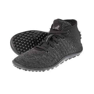 Barefoot leguano® Knitted Sneakers Original leguano® barefoot pleasure – now in trendy high-top sneakers. Handmade in Germany.