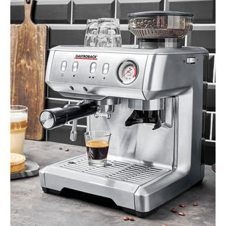 Portafilter Barista Advanced Professional technology, an award-winning design and a great price.