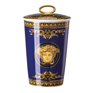 Versace Scented Candle An aura of luxury. A magnificent splendour of the finest origin. In elegant Rosenthal porcelain.