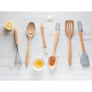 Mason Cash kitchen utensils Superior kitchen utensils: Each one a real all-rounder. By Mason Cash.