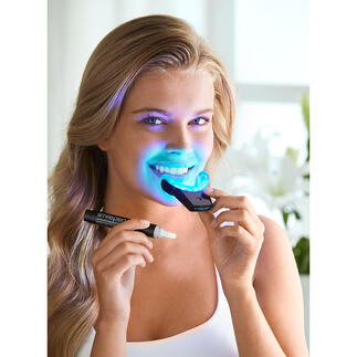 SmilePen Power Whitening Kit Bright white teeth using the professionals' method, comfortably at home.