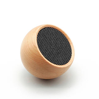 Mini Designer Speaker Stylish speaker for when you're out and about. Amazingly rich sound and volume in pocket size. Wireless.