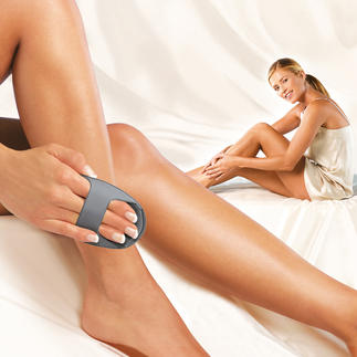 Swiss Depil Set Hair removal as easy as taking off make-up. Plus, it doesn't hurt!