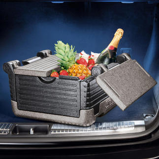 Foldable Cooling Box Insulates 3 times better than conventional cooling bags.