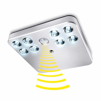 LED Sensor Light Small, bright, no power cord. The automatic sensor light for your cupboards, drawers, stairways...