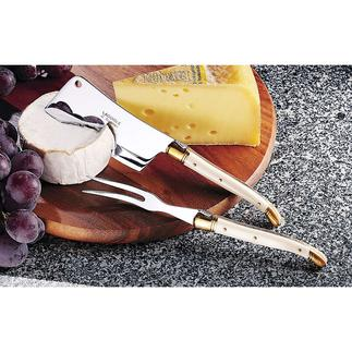 Laguiole Cheese Cutlery Exclusive cheese cutlery from the land of cheese connoisseurs.