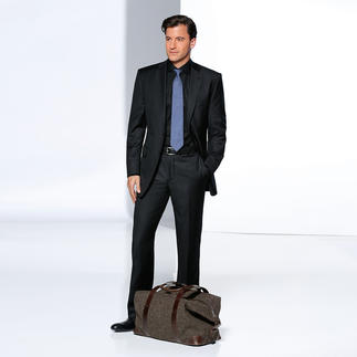 Module Sports Jacket or Suit Trousers Super 140 This suit is a welcome addition to any wardrobe.