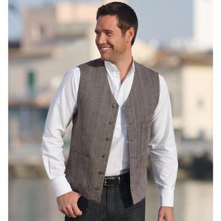 Hollington Waistcoat, Tweed The genuine Patric Hollington waistcoat.