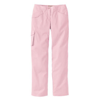Slender Cargo Pants, Rose Look slim – in spite of the practical cargo pockets. The secret of the asymmetrical cargo pants.