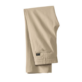 Fine Canvas Trousers More elegant and airy than denim. But tough enough not to appear too fancy.