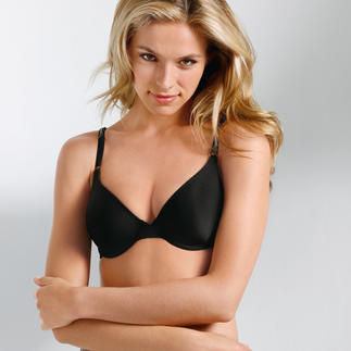 """One Fabulous Fit®"" Maidenform® T-Shirt Bra America's best-selling bra."