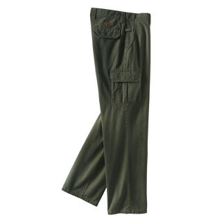 Pima Cotton All-Weather Cargos Rare functional pima cotton fabric: Protects from the wind, rain and cold.