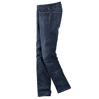 S.O.S. T400® Skinny Jeans No creases – especially from sitting. Always great-looking. Thanks to the highly elastic T400® fibres.