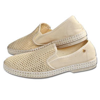 Rivieras Summer Loafer Easy to match. Sturdy enough for the city. And a treat for your feet.