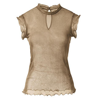 Elfenhaut Silk Mesh Top Extremely fashionable, yet so hard to find. Only weighs 1.2 ounces.