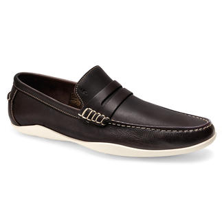 Harrys of London Kudu Loafer Stylish casual loafers – but with the grip of a surfer shoe. Waterproof Vibram® tread sole.