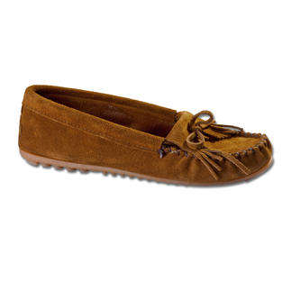 Minnetonka® Moccasins As soft as walking on moss.