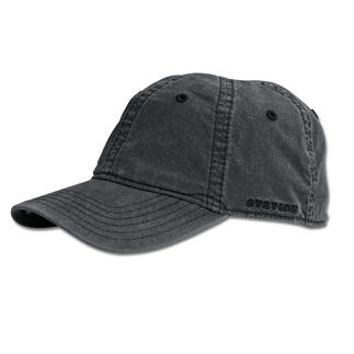 Stetson Baseball Cap Nothing ordinary about this baseball cap. Trendy vintage look. With SPF 40+.