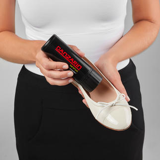 Danzarin Shoe Talcum Keeps your feet dry, fresh and unscathed.