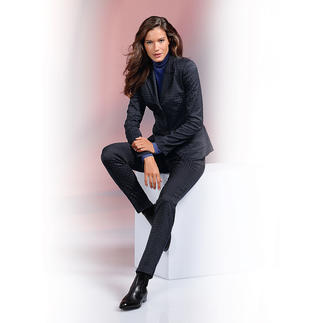 Tie Pattern Blazer or Trousers Amazingly versatile and fuss free: Fashionably patterned 2-piece for business, parties, travel, etc.