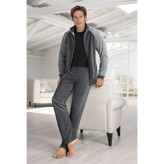 Zimmerli Men's Leisure Suit Hard to find: Loungewear that is both wonderfully comfortable and stylish. In velvety-soft velours.