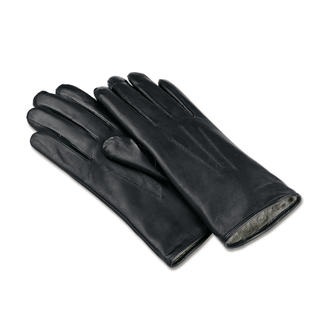 Dents Rabbit Fur Gloves There is no mistaking a lady in her Dents gloves. The finest lamb nappa leather with soft rabbit fur lining.