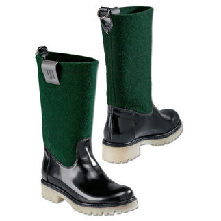 Ilse Jacobsen Leather & Felt Boots The design classic by Ilse Jacobsen. Now available in leather and felt.
