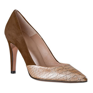 "2 3⁄4"" High Heels Elegant height – but amazingly comfortable. Only 2 3⁄4"" high, yet looks like a high heel."