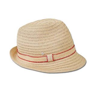 "Mayser Hemp Trilby ""UV Protect"" Stylish UV protection: The hemp trilby with SPF 60."