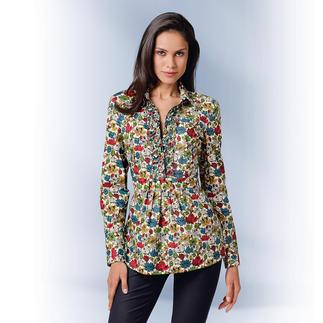 "Tana Lawn Tunic ""Asaka"" Liberty™ fabrics: Famous for beautiful patterns for over 130 years."