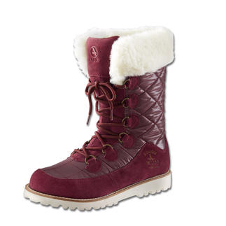 Aigle Snow Fur Boot Lightweight. Outstanding design. And still 100% outdoor boot.