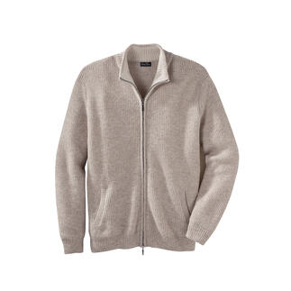 Clark Ross Baby Alpaca Cardigan As soft as cashmere, yet sturdy enough for everyday wear.