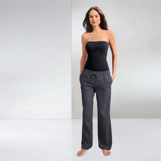 Perfect Holiday Trousers Lightweight, wonderfully comfortable and incredibly versatile in terms of styling.