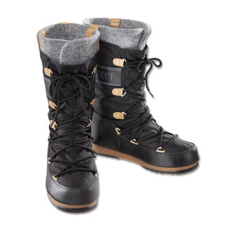 "Ladies' Moon Boot®s ""City"" 46 years Moon Boot®: Very few design ideas have lasted this long. Great new city look and contemporary design."