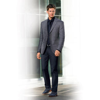 Tie Pattern Sports Jacket Trendy pattern – yet still very elegant. And very respectable.