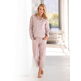 NOVILA Millefleurs Pyjamas Pyjamas that make a good first impression in the morning.