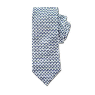 Laco Silk-Cotton Tie More laid-back than pure silk. More elegant than linen or cotton.