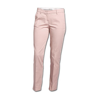 "Elegant Chinos ""Seductive"" Elegant and feminine chinos. Exquisite sheen. Perfect cut. Fashionable colour."