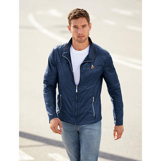 Steinbock® Ultra-Light Blouson Jacket A mere 6 ounces: You'll hardly find a lighter windbreaker.