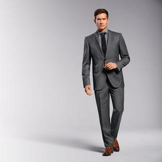 Eduard Dressler Lightweight Flannel Suit You needn't pay more than £469 for a really good suit.