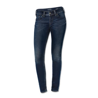 Silver® Joga Jeans™ Look like jeans. With comfy yoga pant feel.